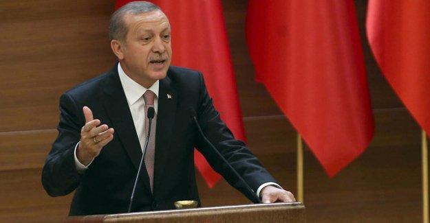 Erdoğan'ın bugünkü hedefi: Sivil Toplum Kuruluşları