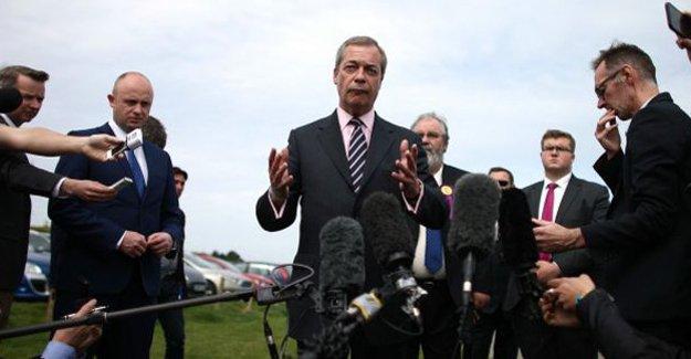 Farage: Türkiye AB'ye üye olursa toplu taciz yaşanır