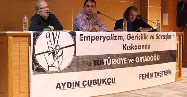 Fehim Taştekin: Türkiye'nin büyüttüğü örgütler artık kendisini tehdit ediyor