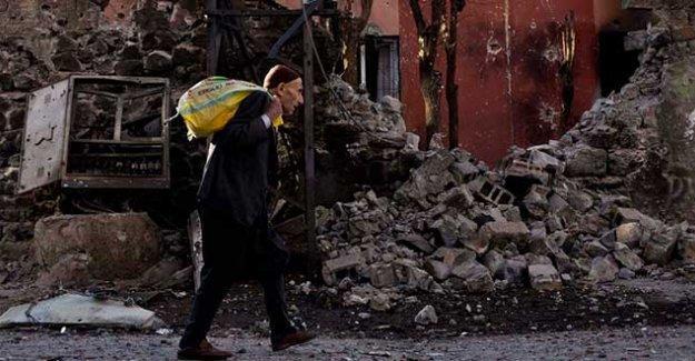 Göç-Der: 'Kamulaştırma' ile 55 bin insanın Sur'a geri dönmesi engelleniyor