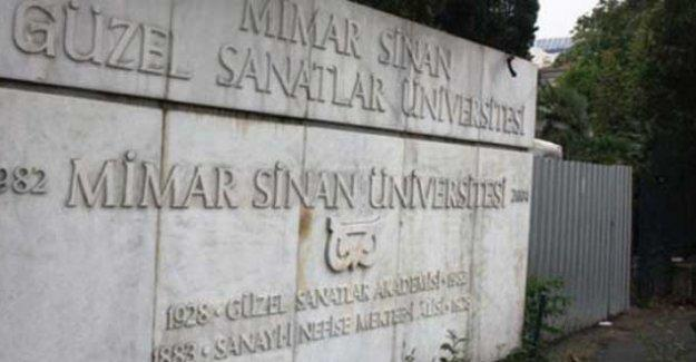 Gözaltındaki Mimar Sinan öğrencilerinden 17'si serbest bırakıldı