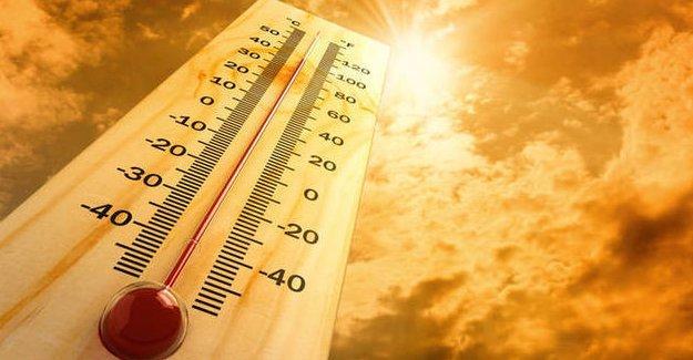 Hava sıcaklıkları mevsim normallerinin üzerine çıkıyor
