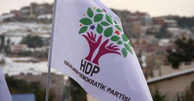 HDP'den 'dokunulmazlık' açıklaması