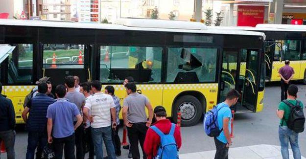 İstanbul'da çevik kuvvete silahlı saldırı