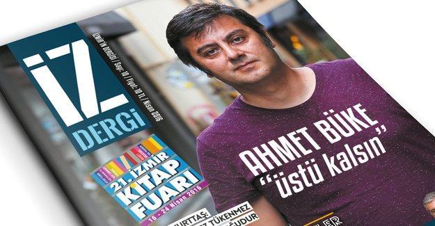 İzmir'in Dergisi İz'den Kitap Fuarı'na özel sayı