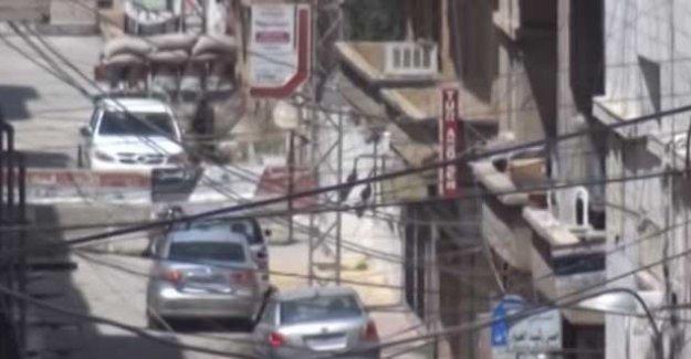 Kamişlo'da Suriye güçleri ile Kürt güçleri arasında çatışma: 2 Asayiş, 8 rejim askeri öldü