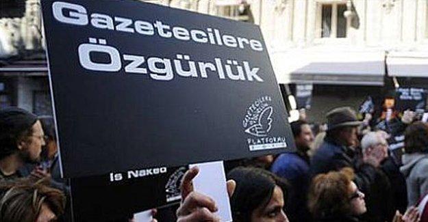 Basın örgütleri: Aktan'ın gözaltına alınması ifade özgürlüğüne dönük yeni bir saldırı