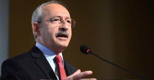 Kılıçdaroğlu: 3. sınıf adamlarla 21. yüzyılın Türkiye'si yönetilemez