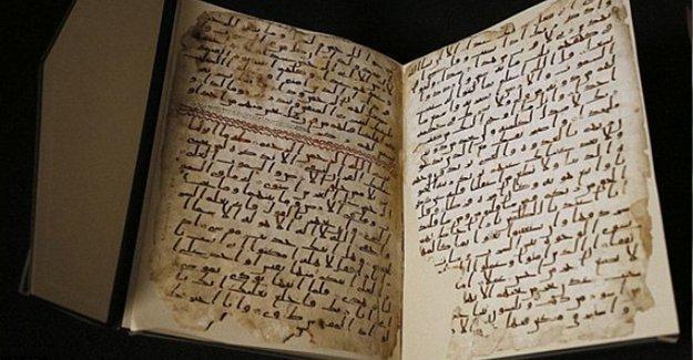 'Kuran, Hz. Muhammed'den önceye ait' iddiası