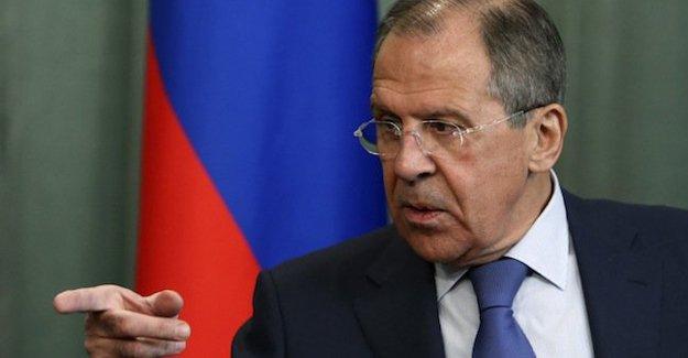 Lavrov, AKP hükümetini sınır ticaretinden para kazanmakla suçladı