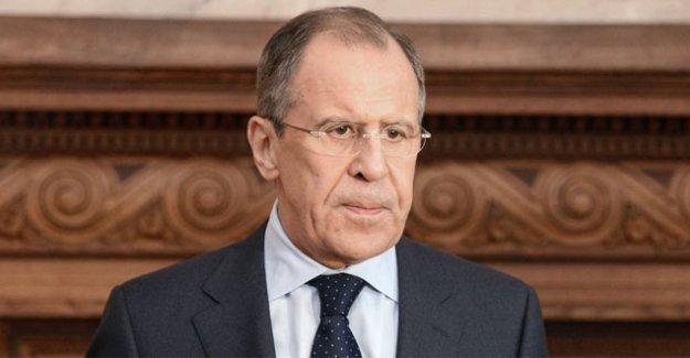 Lavrov: Kürtlerin Cenevre'deki müzakerelere katılmasında ısrarcıyız
