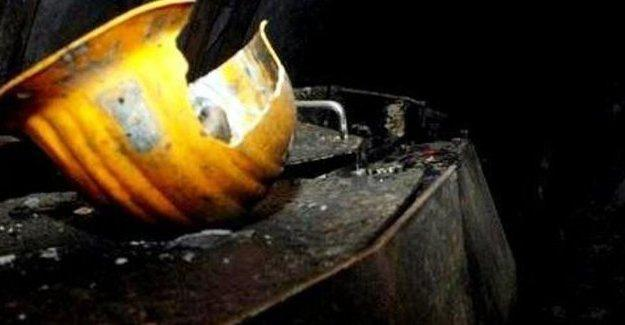 Maden ocağında göçük: 1 işçi hayatını kaybetti