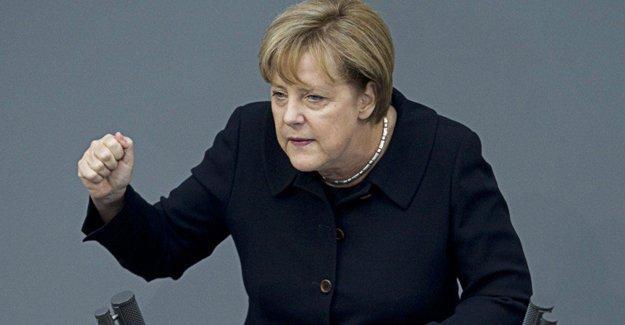 Merkel'den 'Erdoğan şiiri' açıklaması