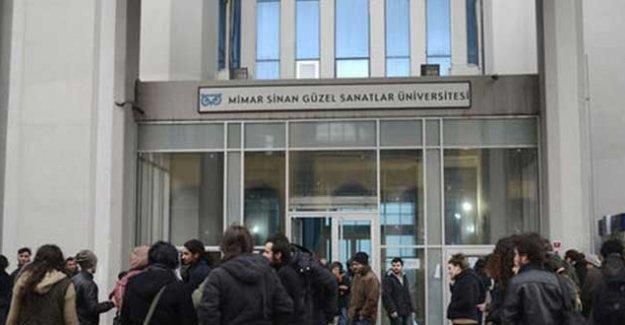 Mimar Sinan Üniversitesi öğrencileri için yeniden tutuklama talebi