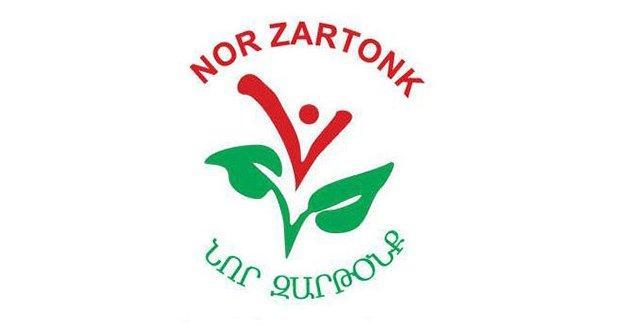 Nor Zartonk: Merhamet değil adalet istiyoruz