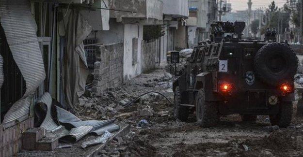 Nusaybin'de patlama: 2 asker yaşamını yitirdi, 2 asker yaralı