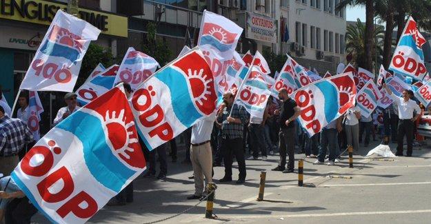 ÖDP'den CHP'ye 'dokunulmazlık' uyarısı