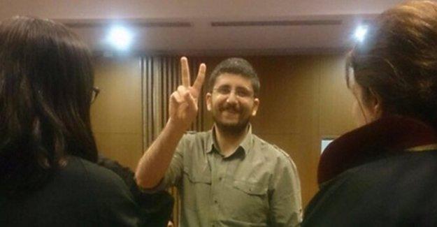 ÖHD'li avukat Hüseyin Boğatekin tahliye edildi