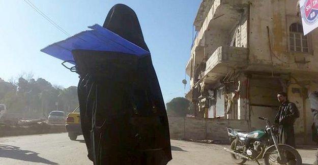 Rakka'da kadın olmak: Ölüyüz, ama hala nefes alıyoruz