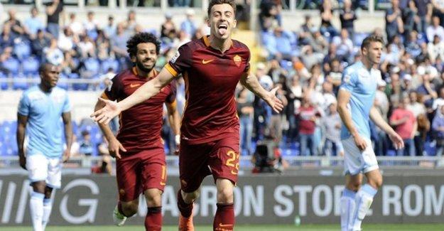 Roma derbisinde 5 gol