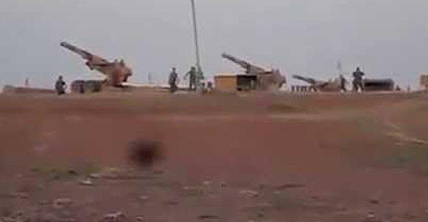 Rusya: Türkiye, Suriye ordusu mevzilerini vurdu