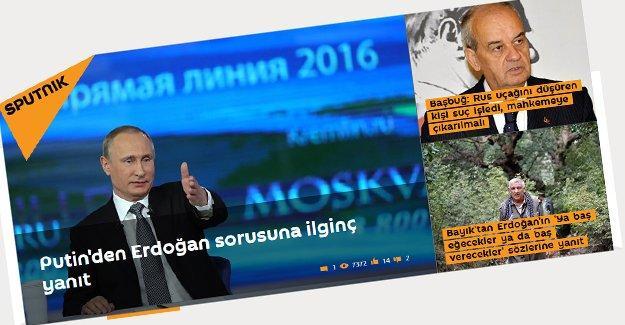 Sputniknews'e de Türkiye'den erişim engeli getirildi