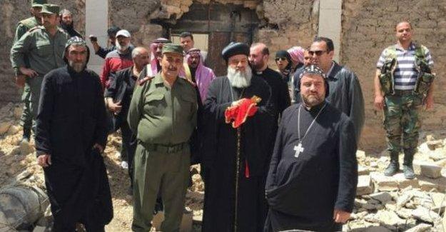 Suriye: IŞİD Karyatin'de 21 Hristiyan öldürdü