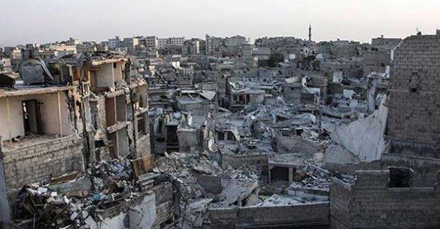 Suriye ve Rusya, Halep'e ortak operasyona hazırlanıyor
