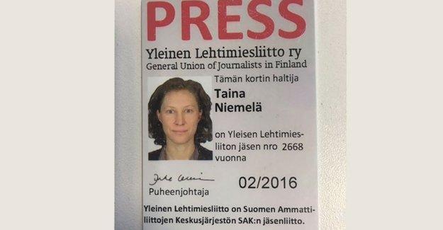 Van'da yaşayan Finlandiyalı yazar 'ajan diye' sınırdışı ediliyor