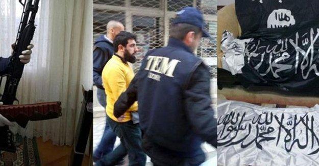 Yakalanan IŞİD'liler AKP üyesi çıktı