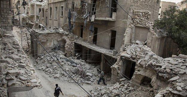 Şeyh Maksut'ta 117 sivil yaşamını yitirdi