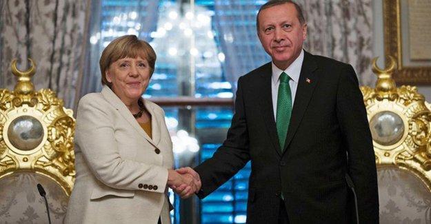Alman basınında Erdoğan-Merkel görüşmesi