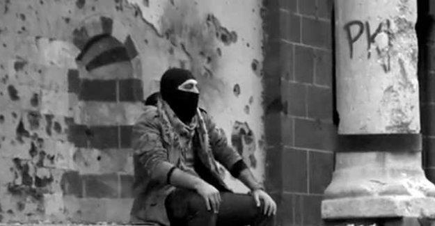ANF: Sur'da ırkçı klibi çeken kişinin kimliği belli oldu