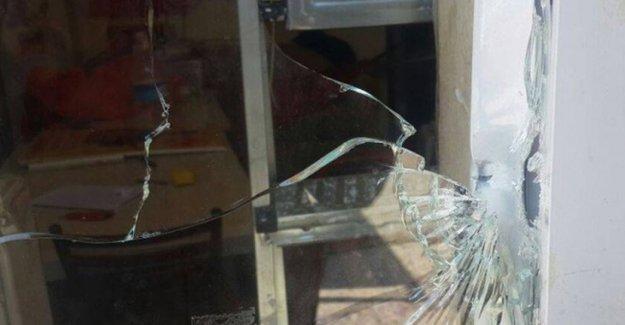 Ankara'da Devrimci Parti bürosuna silahlı saldırı