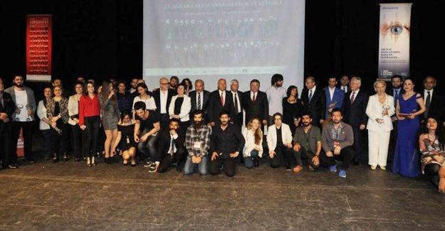 Ankara Film Festivali sansüre tepkilerle kapandı