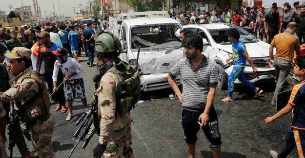 Bağdat'ın 3 farklı noktasında bombalı saldırı: En az 63 kişi yaşamını yitirdi