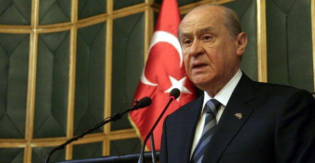 MHP'den kurultay çağrısı yapan heyet hakkında suç duyurusu