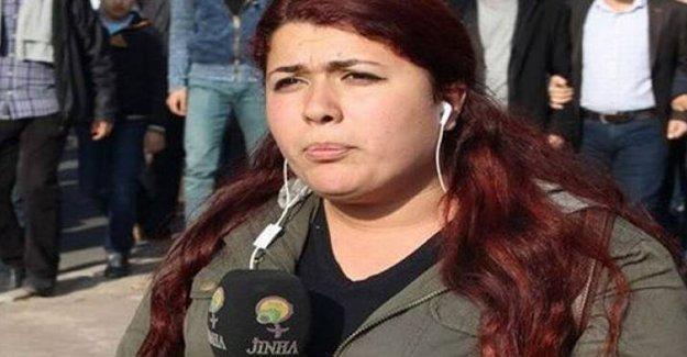 Beritan Canözer'e 1 yıl 3 ay hapis cezası