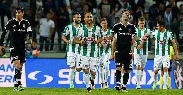 Beşiktaş sezonu yenilgiyle kapattı