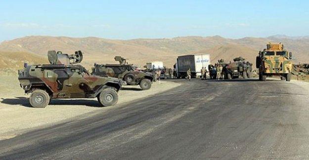 Van'da 1 asker daha yaşamını yitirdi