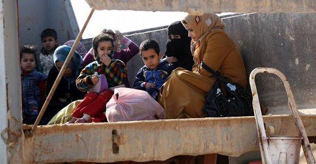 BM: Felluce'de siviller ateş altında