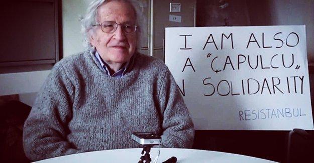 Chomsky gazetecilere verilen cezayı değerlendirdi