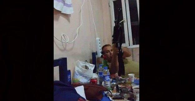 Cizre'de Periscope üzerinden yayın yapan polislere soruşturma