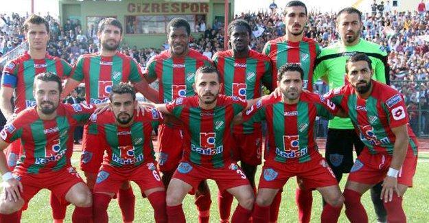 Cizrespor gelecek sezon 3. ligden devam edecek