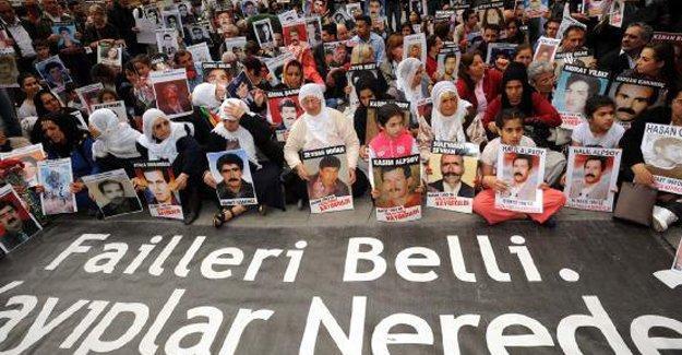 Cumartesi Anneleri: Türkiye mezarsız ölüler ülkesi
