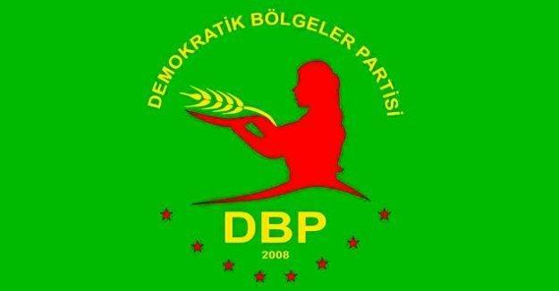 DBP: Eş Genel Başkan Kamuran Yüksek ve 21 belediye eş başkanı tutuklu