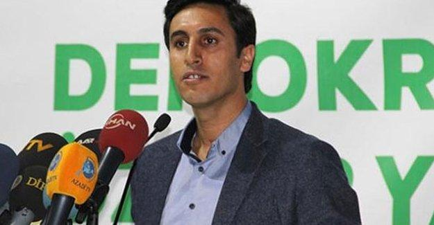 DBP Eş Genel Başkanı Kamuran Yüksek hakkında 10 yıl hapis istemi