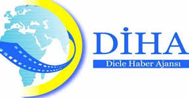 13 muhabiri tutuklanan DİHA'nın internet sitesine bir erişim engeli daha