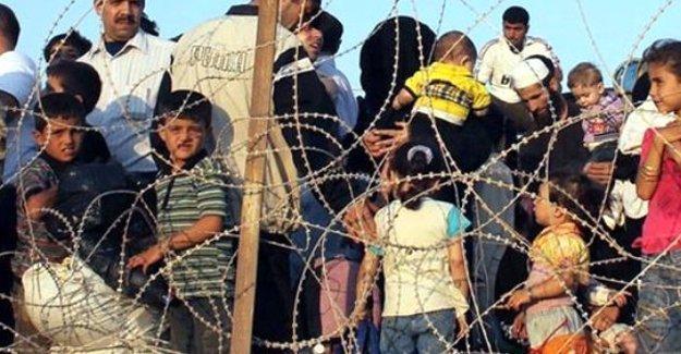 Dünyada her 5 kişiden 4'ü mültecileri 'hoş karşılıyor'
