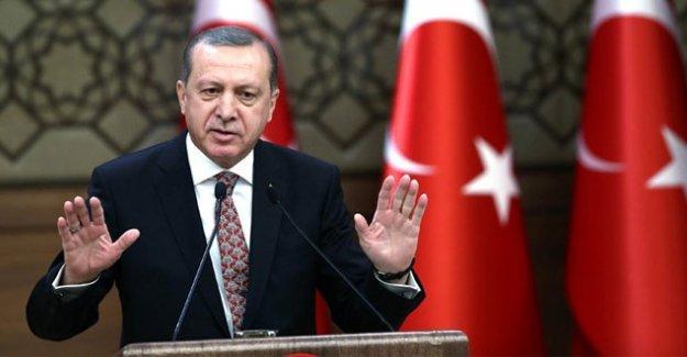 Erdoğan, HDP'yi hedef aldı: Bu milletin temsilcisi olmaya layık değiller